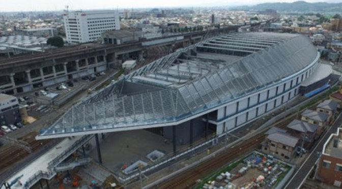 高崎アリーナ竣工! 2017年4月にオープン予定